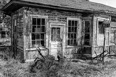 Old farm building Royalty Free Stock Images