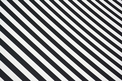 Black and white plastic background. Royalty Free Stock Images