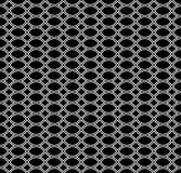 Black & white repeat ornamental texture Stock Photos