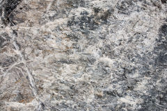 Black and white rock texture. Background Royalty Free Stock Photo