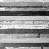 Black and white rough wood plan Royalty Free Stock Photos