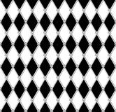 Black a white seamless background Stock Image