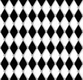 Black a white seamless background Stock Image