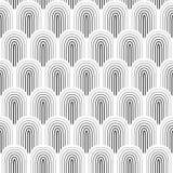 Black white seamless background Royalty Free Stock Photos