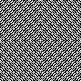 Black and white SEAMLESS GEOMETRIC PATTER, BACKGROUND DESIGN. Modern stylish texture. Repeating and editable.Can be used for print. Black and white SEAMLESS Royalty Free Stock Photography