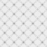 Black and white seamless geometric pattern Stock Photography