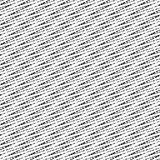Black and white seamless geometric pattern. Repeatable texture / Royalty Free Stock Image
