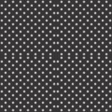 Black and white seamless geometrical pattern Royalty Free Stock Images