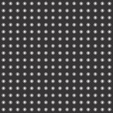 Black and white seamless geometrical pattern Royalty Free Stock Image