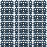 Black and white seamless pattern stock photography