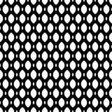 Black & white seamless pattern, mesh, lattice. Vector monochrome seamless pattern, simple black & white geometric texture, illustration on mesh, lattice, tissue Stock Images