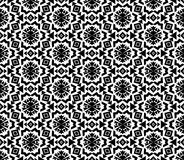 Black and white  seamless repeat pattern and background vector image. Black and white  repeat pattern and background image seamless vector image useful for Royalty Free Stock Image
