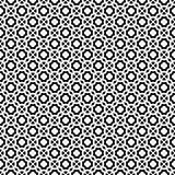 Black and white seamless repeated geometric art pattern  background. Background,black,,geometric,pattern,seamless,white,abstract,art, print ,textile ,vector file Royalty Free Stock Images