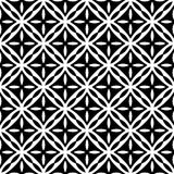 Black and white seamless repeated geometric art pattern  background. Background,black,,geometric,pattern,seamless,white,abstract,art, print ,textile ,vector file Stock Images