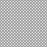 Black and white seamless wire checks geometrical pattern. A seamless, repeating geometrical vector wire checks pattern in black and white.. best for fabric print vector illustration
