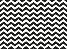 Black and white semaless zig zag chevron pattern, abstract backg Royalty Free Stock Images