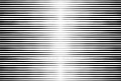 Black and white simple pattern. Light effect. Gradient background with line . Halftone design . royalty free illustration