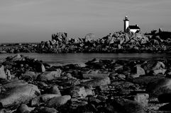 Black And White, Sky, Monochrome Photography, Shore Stock Photography