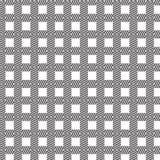 Black and white slide edge pattern background. Vector illustration image showing like square shape Stock Photography