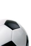 Black and white soccer Royalty Free Stock Photo