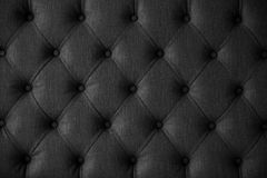Black and white sofa symmetry texture pattern, luxury background concept. Copy space bw elegant nice furniture backdrop empty blank wallpaper abstract dark royalty free stock images