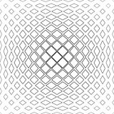 Black and white square pattern background Royalty Free Stock Photography