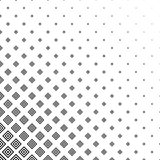 Black and white square pattern background. Design Royalty Free Stock Photos