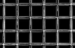 Black And White Squares - Grunge Background Royalty Free Stock Photo