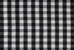 Black and white squares pattern as background Stock Photography