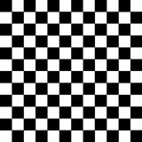 Black and White Squares pattern background icon great for any use. Vector EPS10. Vectors and icons set for any use Royalty Free Stock Photo
