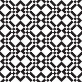Black and white squares Royalty Free Stock Photos