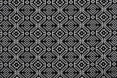 Black and white squares Royalty Free Stock Photo