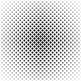 Black and white star pattern. Black and white vector star pattern design background Stock Photography