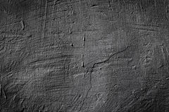 Black and white stone grunge background wall texture Stock Photography