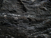 Black and white stone texture. Background Royalty Free Stock Photography