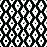 Black and white stripe background Royalty Free Stock Images