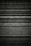 Black and white striped background. Royalty Free Stock Photos