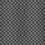 Black And White Striped Background Vector Royalty Free Stock Image