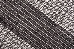 Black and white striped fabric background Royalty Free Stock Photo