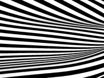Black and white stripes abstract background Royalty Free Stock Photo