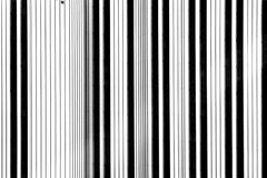 Black and white stripes Royalty Free Stock Photo