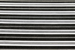 Black and white stripes Royalty Free Stock Photography