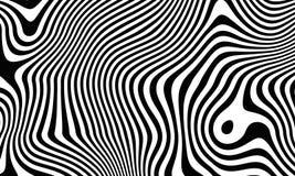 Black lines on a white background stock illustration