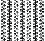Black and White strips Royalty Free Stock Photo