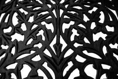Black and white. White sunrise wood background beautiful Royalty Free Stock Images