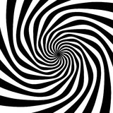 Black and white swirl background Royalty Free Stock Photos