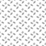 Black and white tally marks hand drawn seamless pattern stock illustration
