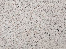 Black and white Terrazzo texture royalty free stock photography