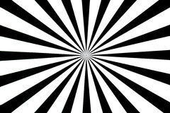 Black and white test pattern Royalty Free Stock Photo