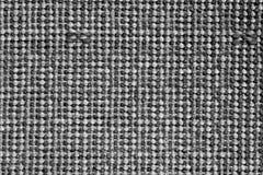 Black and white textile carpet pattern Royalty Free Stock Image